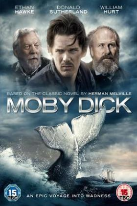 莫比·迪克海报
