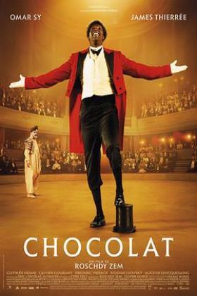 巧克力电影海报