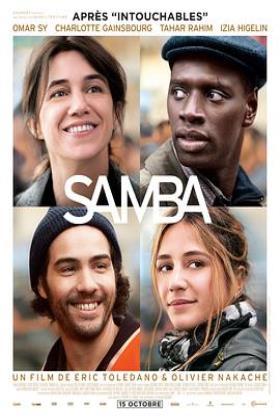 桑巴电影海报