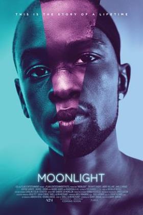 月光男孩海报