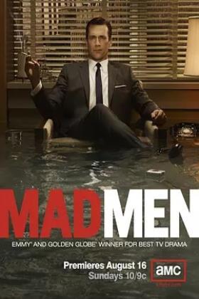 广告狂人第三季海报