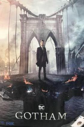 哥谭第五季海报