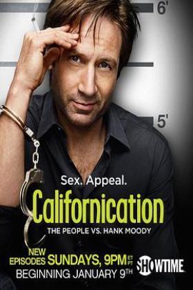 加州靡情第四季海报