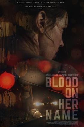 血染之名海报