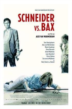 施耐德对决巴克斯海报