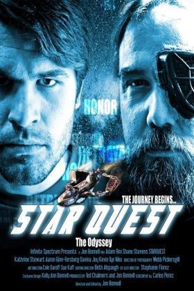 星际之旅:奥德赛海报