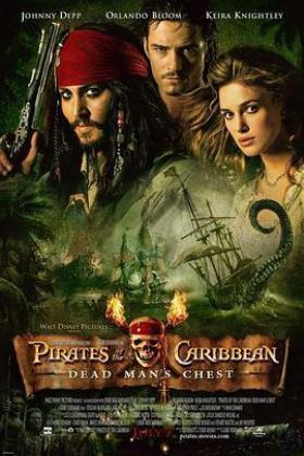 加勒比海盗2:聚魂棺在线观看