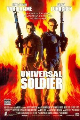 再造战士1992海报