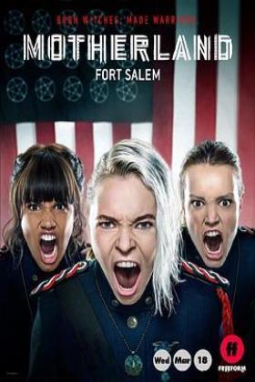 女巫前线:塞勒姆要塞海报