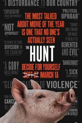 狩猎2020海报