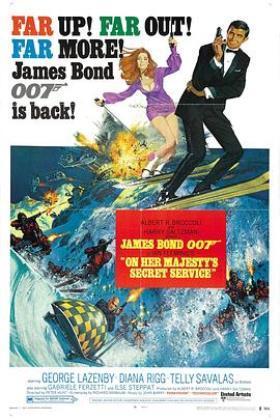 007之女王密使海报