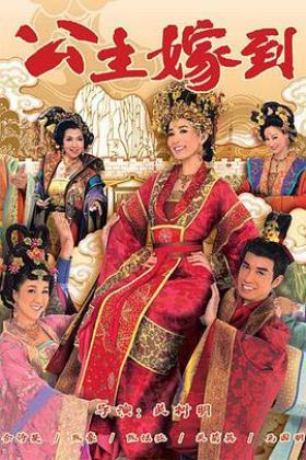 公主嫁到国语版海报