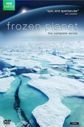 冰冻星球2011海报