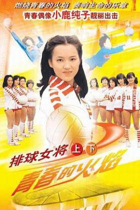 排球女将海报