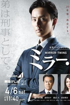 镜像双胞胎第一季海报