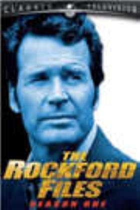 洛克福德档案第一季海报