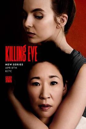 杀死伊芙第一季海报