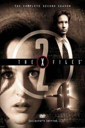 X档案第二季海报