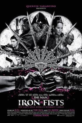 铁拳2012海报