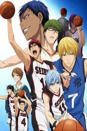 黑子的篮球第一季海报