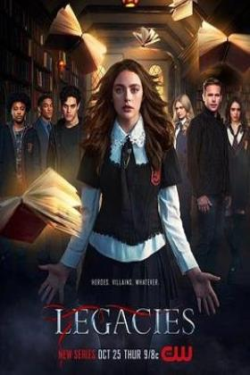 吸血鬼后裔第一季海报