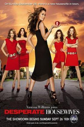绝望主妇第七季海报