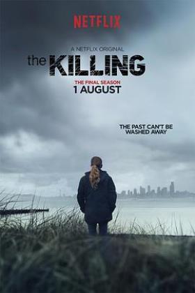 谋杀第四季海报