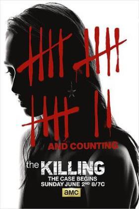 谋杀第三季海报