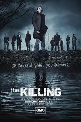 谋杀第二季海报