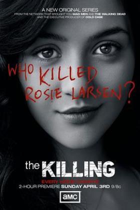 谋杀第一季海报