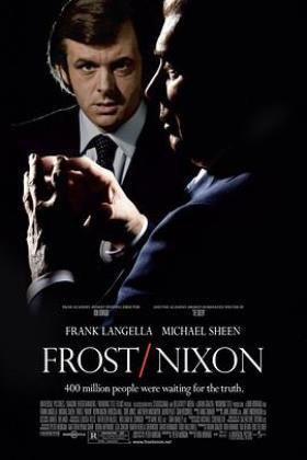 福斯特对话尼克松海报