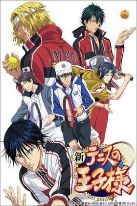 新网球王子OVA第二季海报