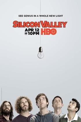 硅谷第二季海报