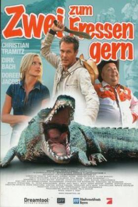 巨鳄之灾海报