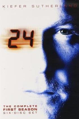 24小时第一季海报