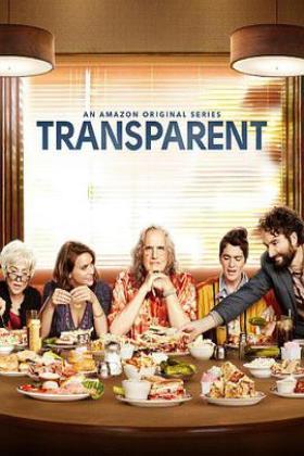 透明家庭第二季海报
