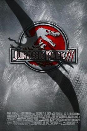 侏罗纪公园3海报