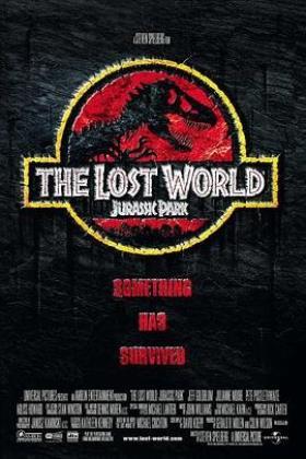 侏罗纪公园2失落的世界海报