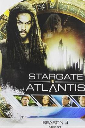 星际之门:亚特兰蒂斯第四季海报