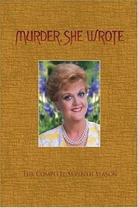 女作家与谋杀案第七季海报
