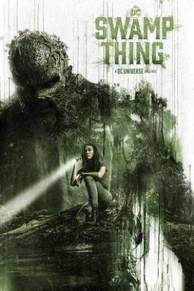 沼泽怪物第一季海报