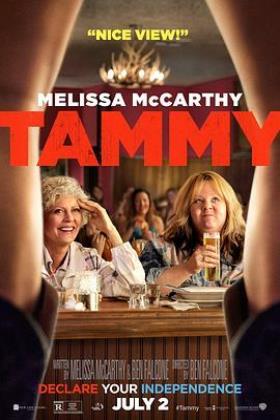 塔米的旅行海报