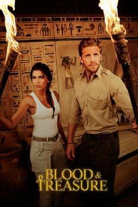 血宝藏海报