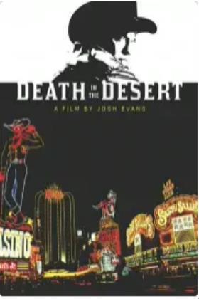 死亡沙漠海报