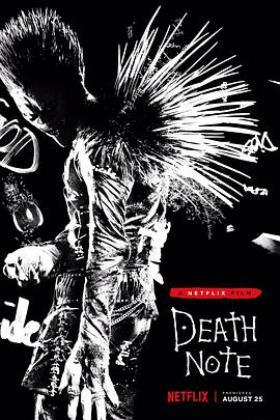 死亡笔记美版海报