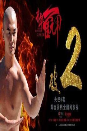 青年霍元甲2海报