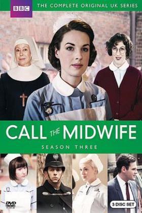 呼叫助产士第三季海报
