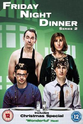 星期五晚餐第二季海报