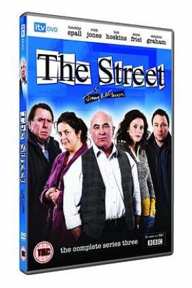 街区第三季海报