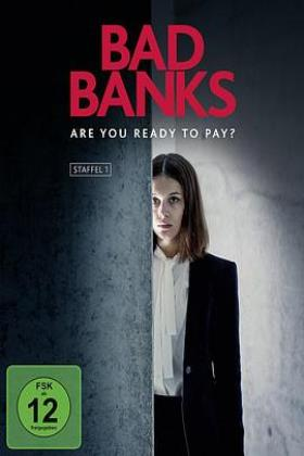 坏账银行第一季海报